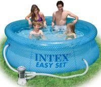 Надувной бассейн Intex Easy set арт. 54910