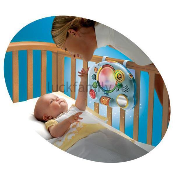 Ночник для новорожденного своими руками