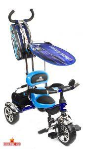 Lexus Trike GRAND PRINT original blue (0006) ― Luckfamily.ru